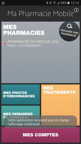 Ma Pharmacie !